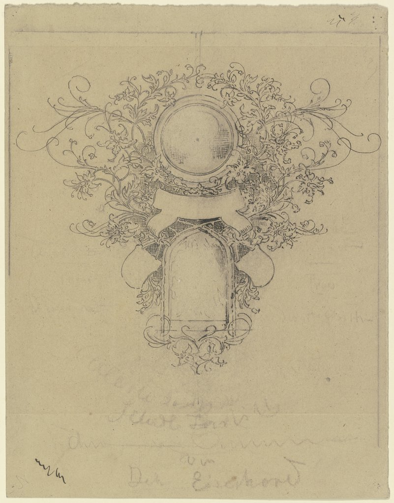 Ornament, Anton Burger