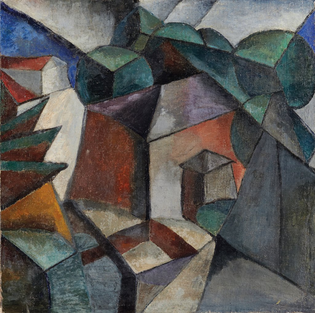 Untitled, Liubov S. Popova
