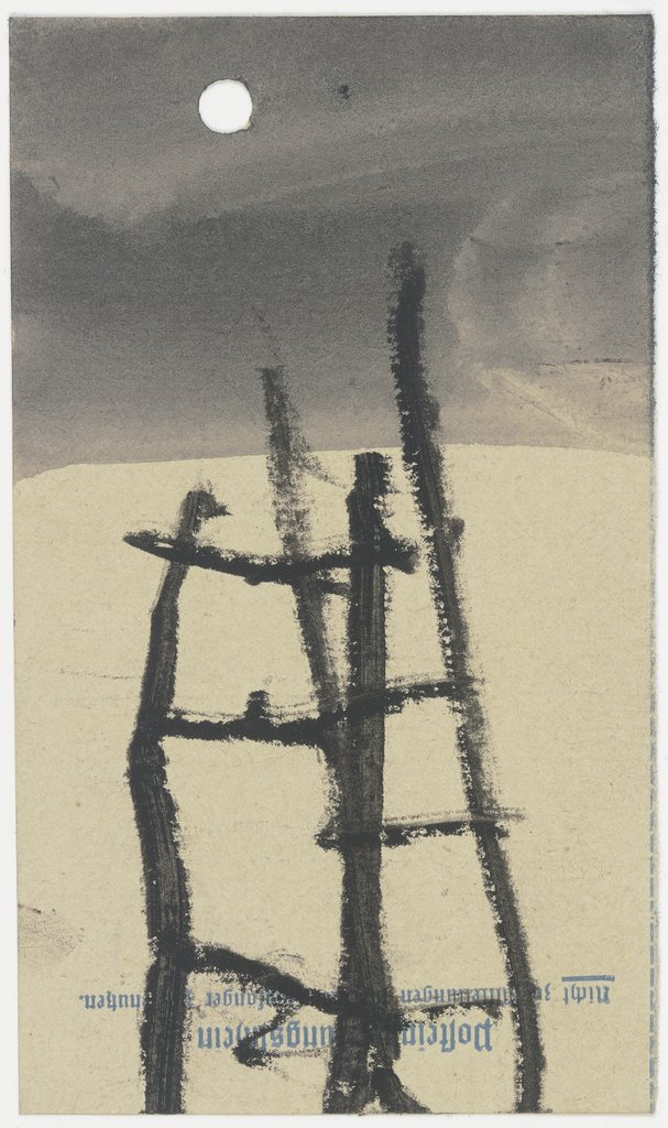 Untitled (ladders), Karl Bohrmann