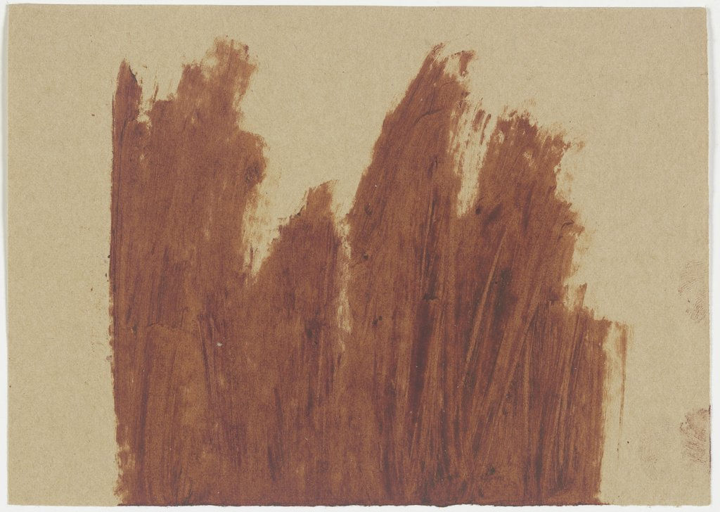 Untitled (trees), Karl Bohrmann