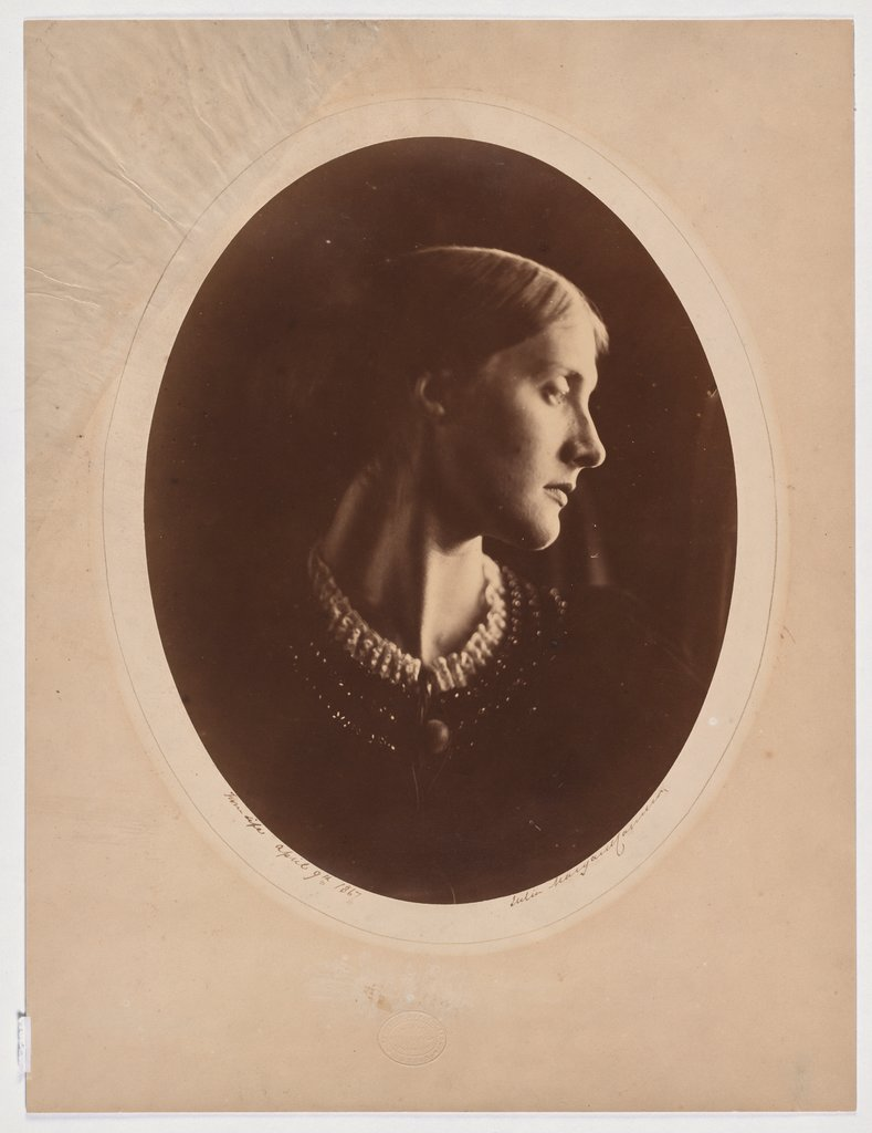 Mrs Herbert Duckworth, Julia Margaret Cameron