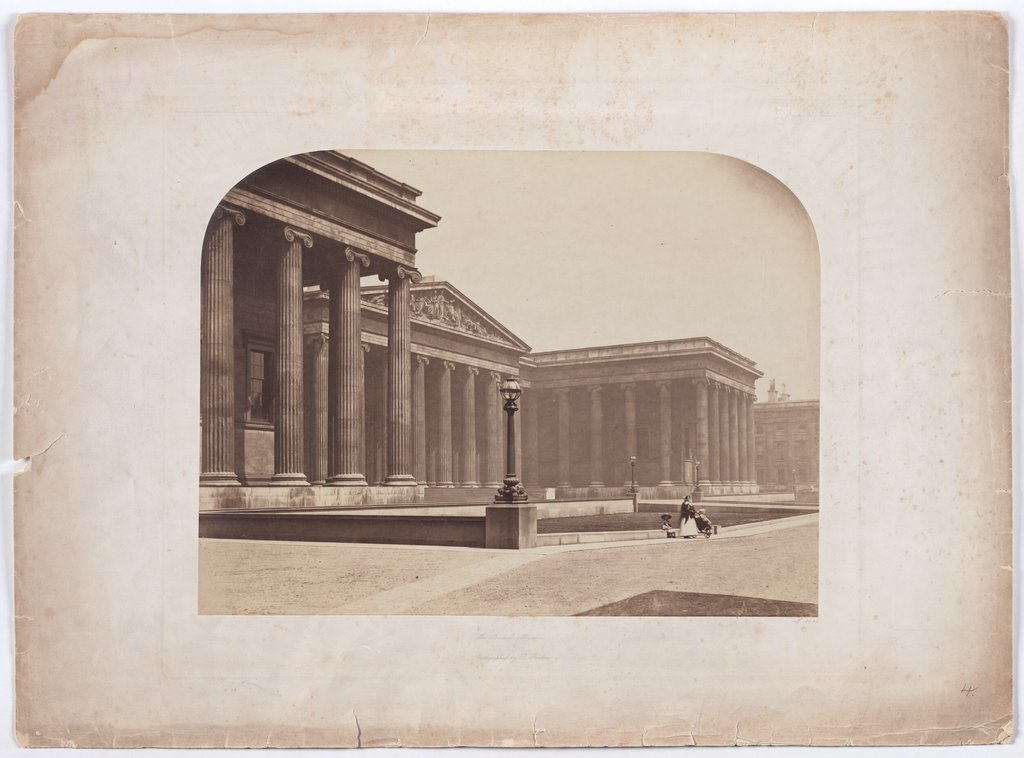 London: The British Museum, Roger Fenton