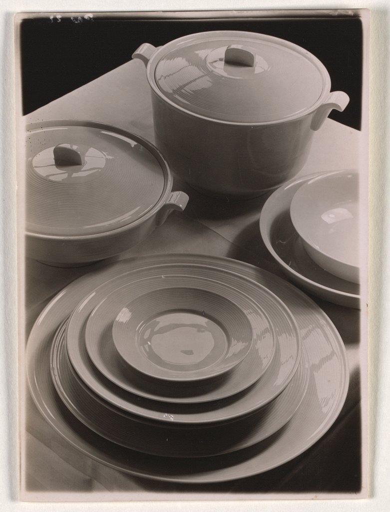 Great Dinner Ware, Hans Finsler