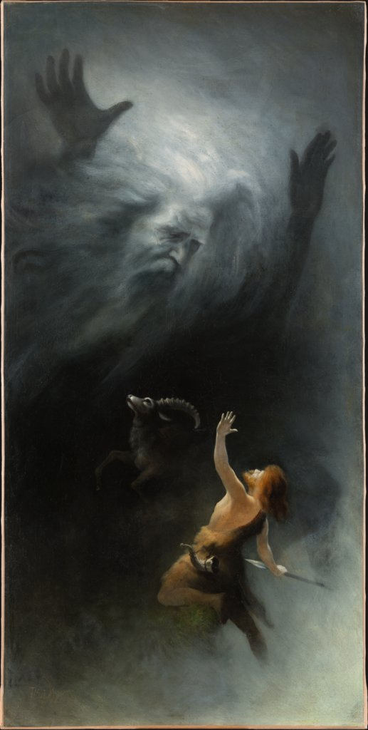 Thou Shalt Not Kill, Karl Wilhelm Diefenbach
