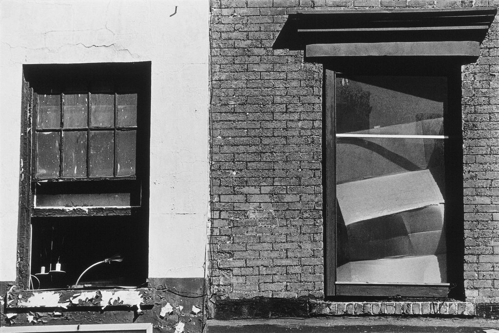 9-81-K-23 (NYC), from the series: In + Out of City Limits: New York/Boston, Robert Rauschenberg