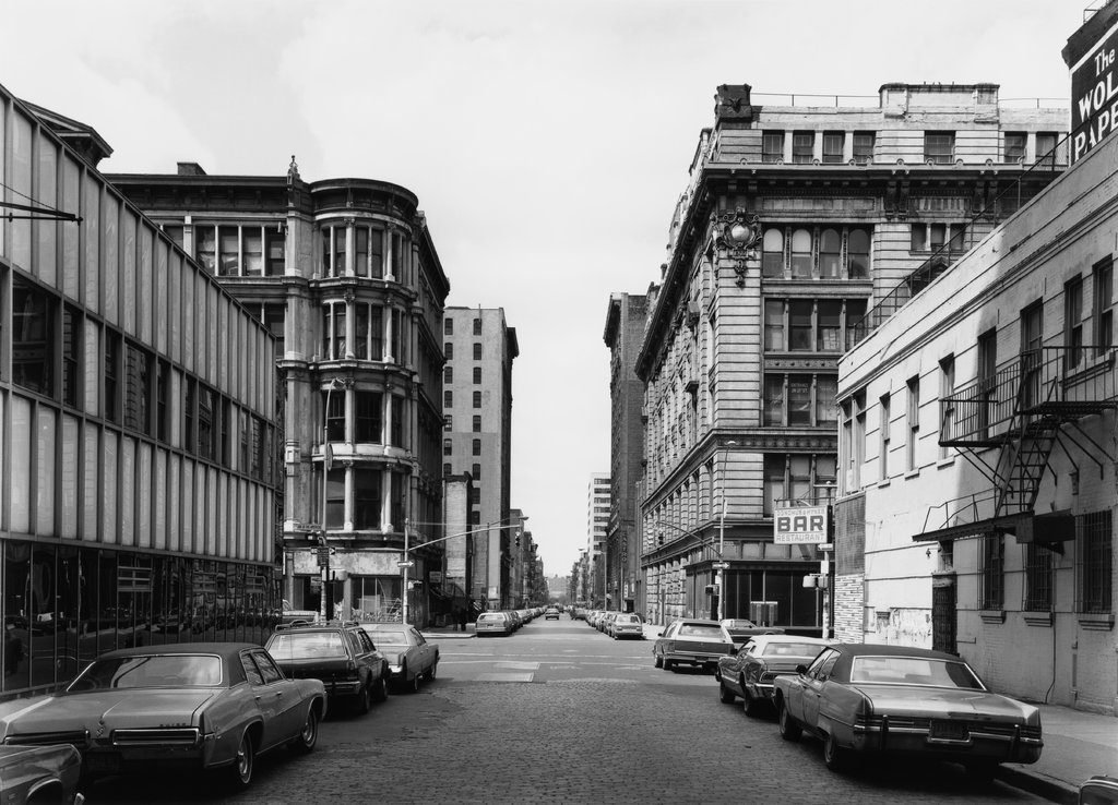 West 21st Street, New York/Chelsea, Thomas Struth
