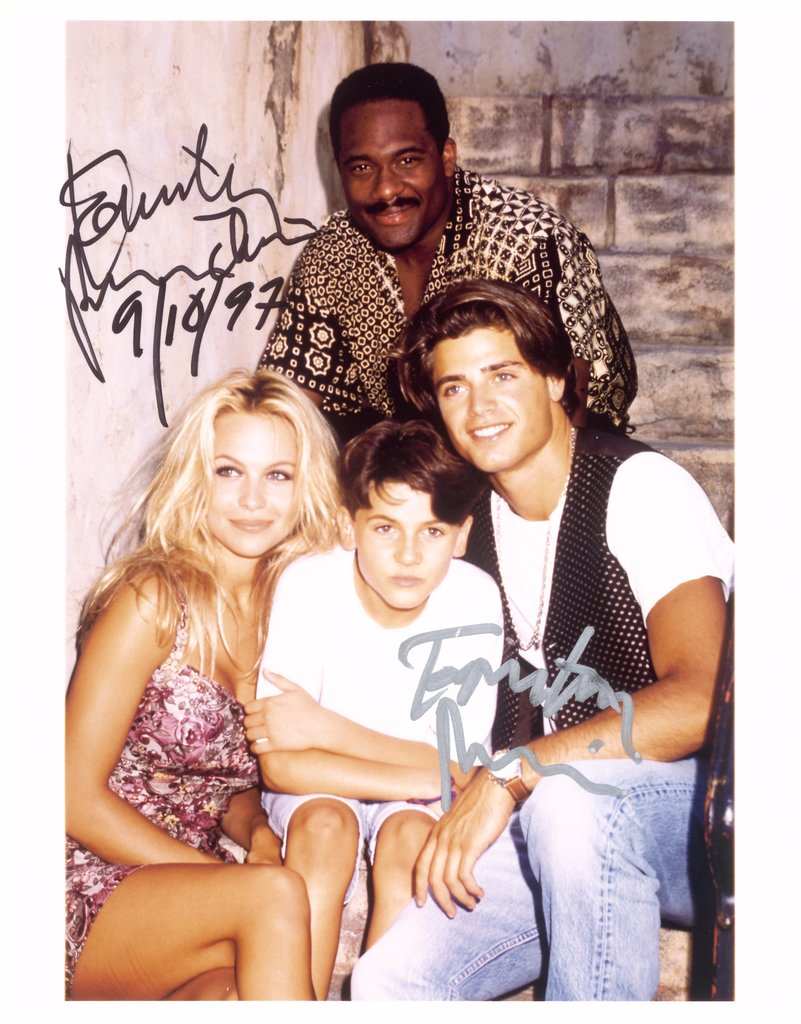 "Pamela Anderson 9/10/97, Fred Savage, from the series ""All The Best"", Richard Prince"