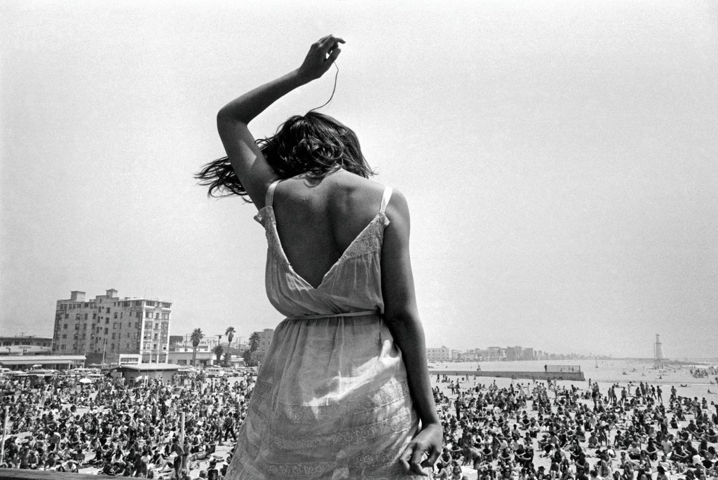 Venice Beach, Rock Festival, Dennis Stock