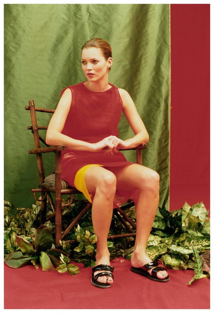 Kate sitting, Wolfgang Tillmans