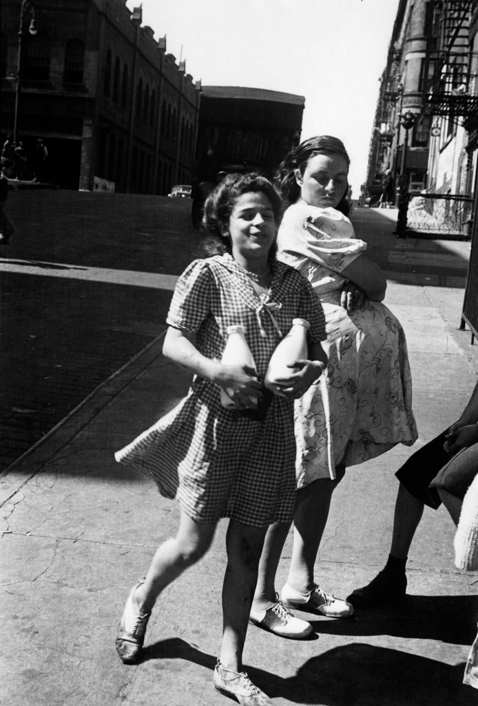 New York City, Helen Levitt