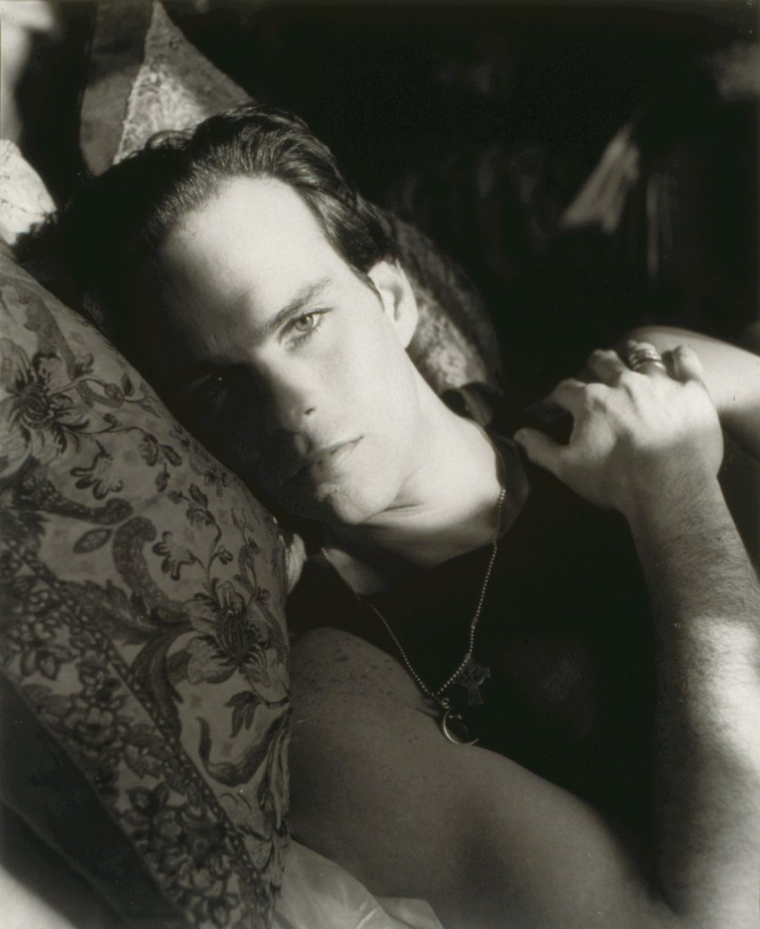 Bruce at Joy's Bedroom, NYC, David Armstrong