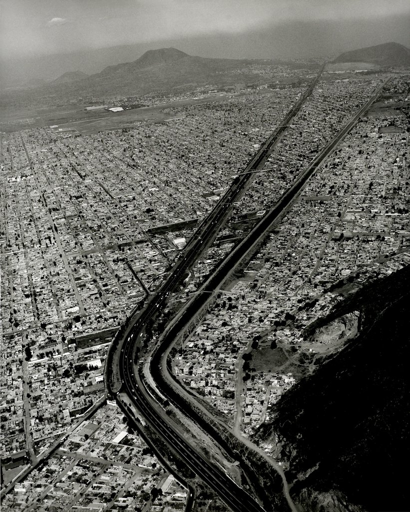 Mexico City, Balthasar Burkhard