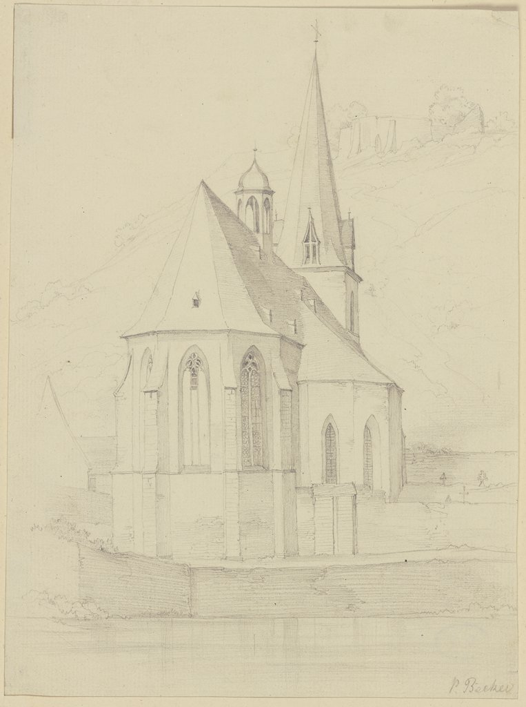 Kirche in Hadamar, Peter Becker   attributed