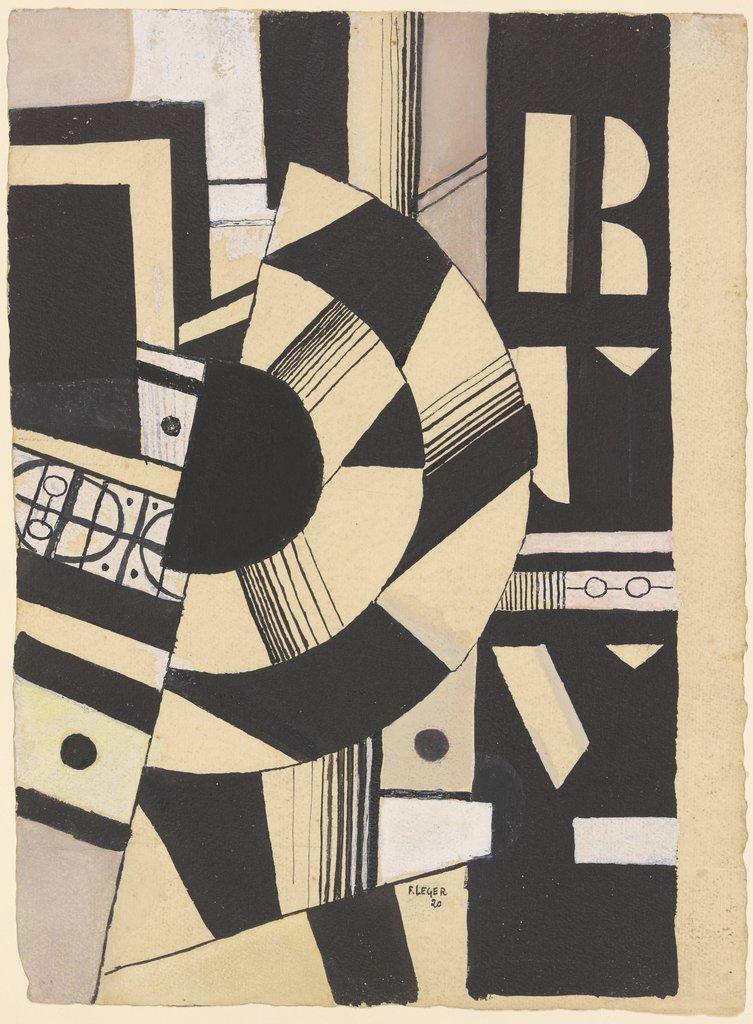 Composition, Fernand Léger