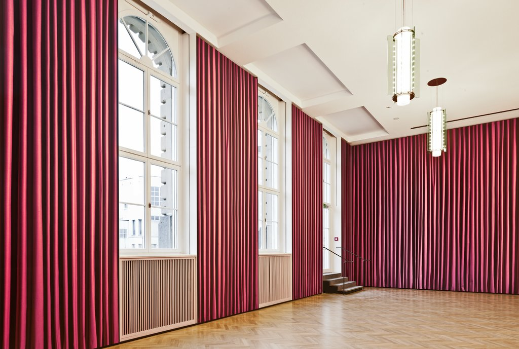 Saal, Thomas Demand