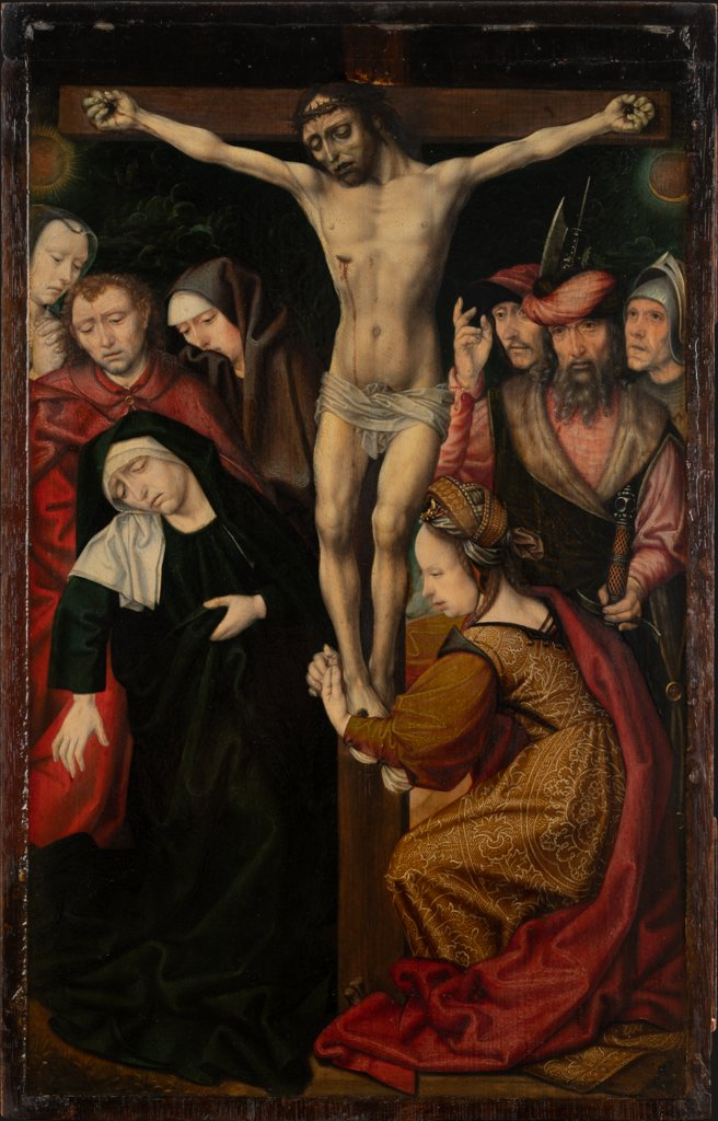 The Crucifixion of Christ, Master of the Turin Crucifixion