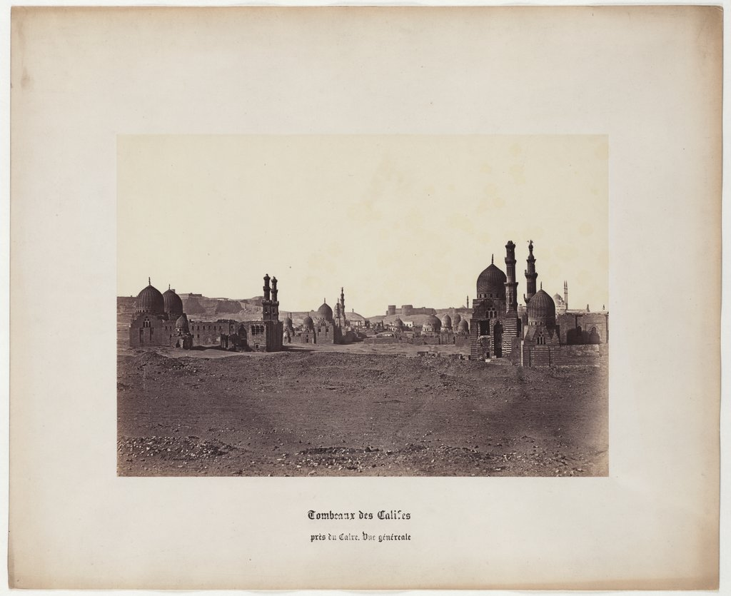 Cairo: Caliphal tombs near Cairo. General view, No. 14,
