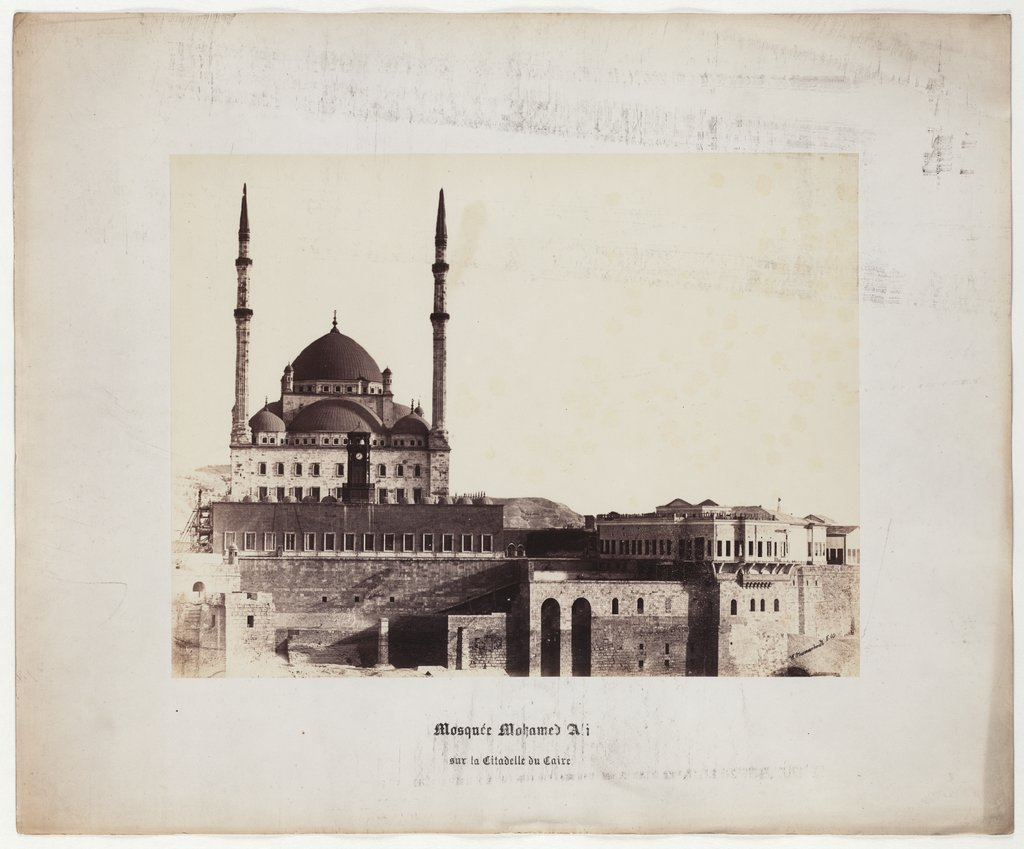 Mohamed Ali Mosque on Cairo Citadel, No. 10,