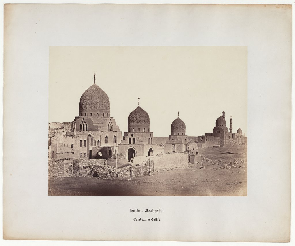 Cairo: Sultan Aschraff, Tomb of Caliph, No. 19,