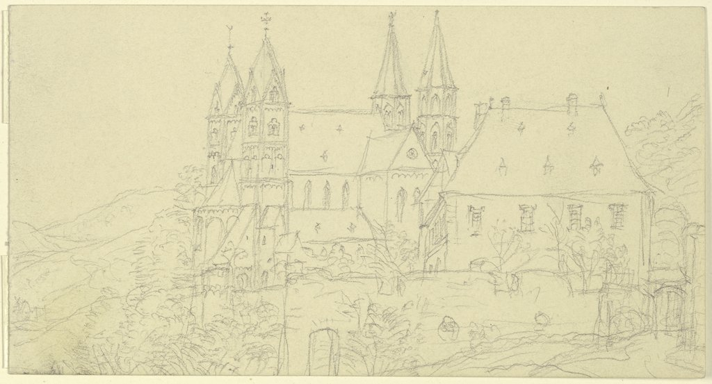 Arnstein Abbey, Peter Becker