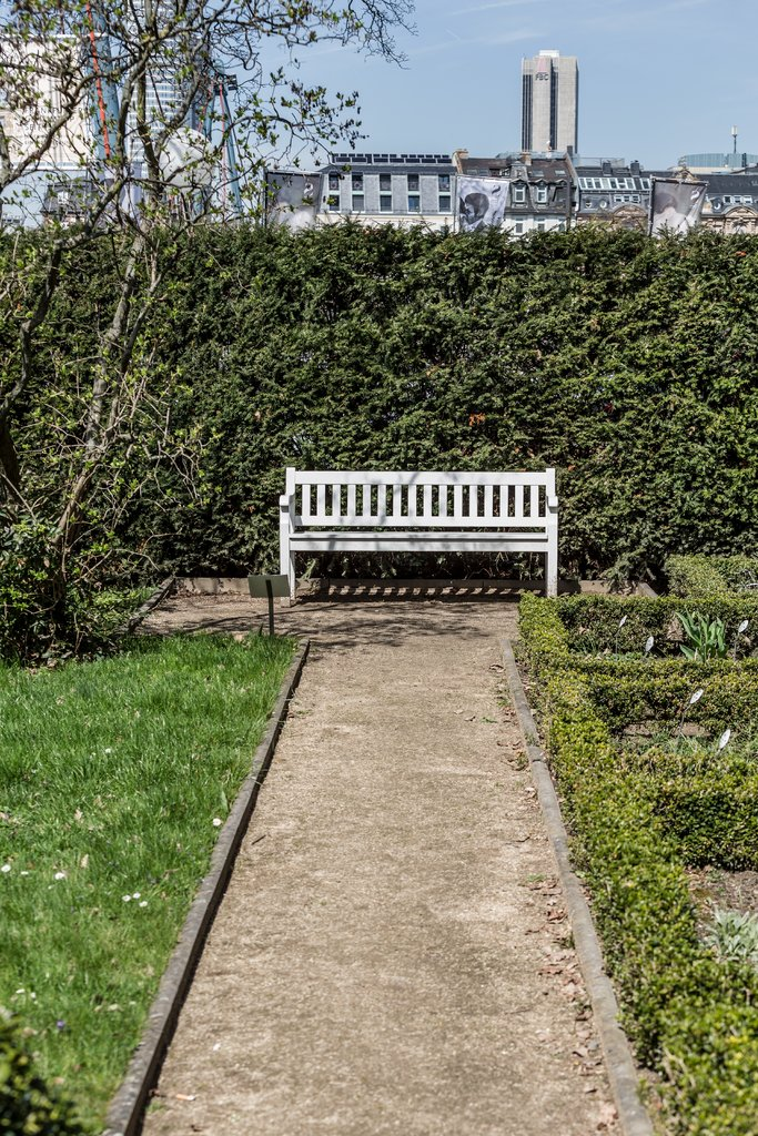 The Bench, Janet Cardiff, George Bures Miller