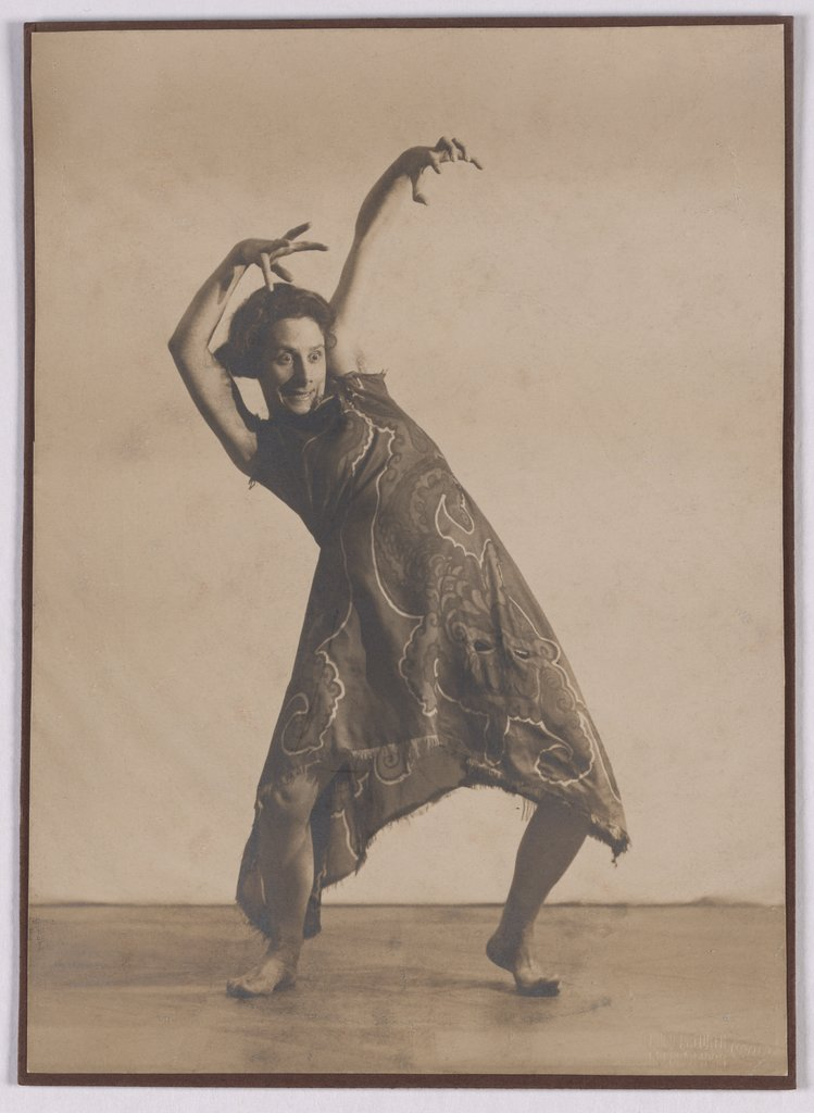 Untitled (Dancer), Hugo Erfurth