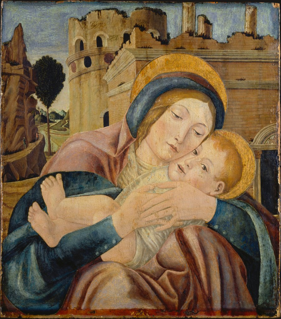 The Virgin and Child, Veronese Master ca. 1510