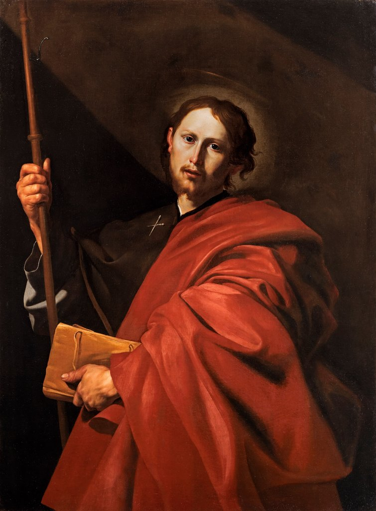 Saint James the Greater, Jusepe de Ribera