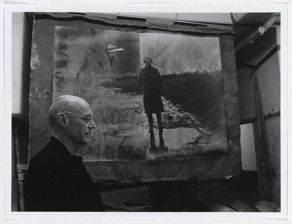 Anselm Kiefer, Paris, Barbara Klemm