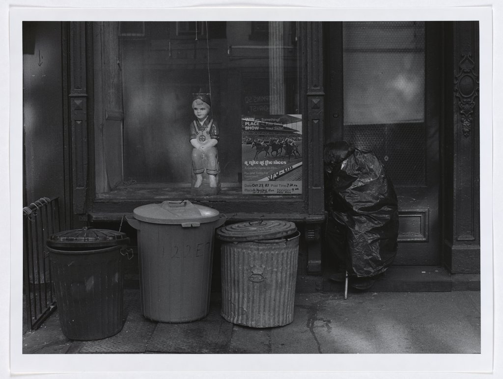 New York, U.S.A., Barbara Klemm