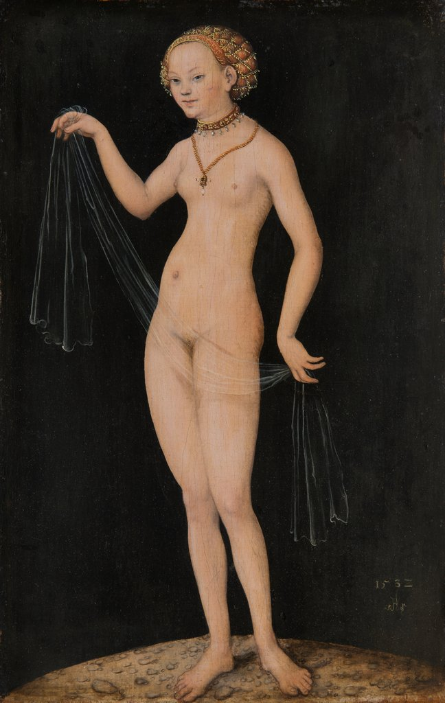 Venus, Lucas Cranach the Elder