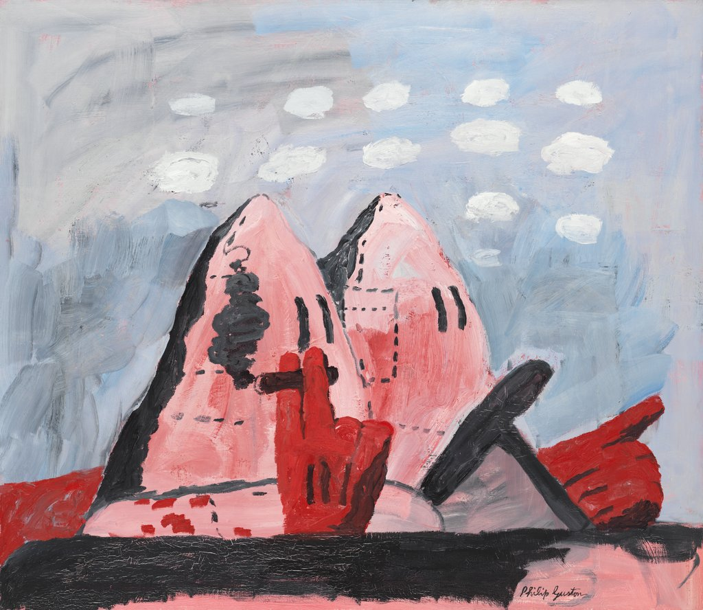 Ride, Philip Guston