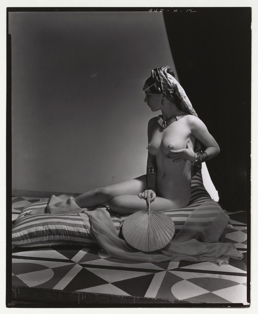 New York, Odalisque, Horst P. Horst