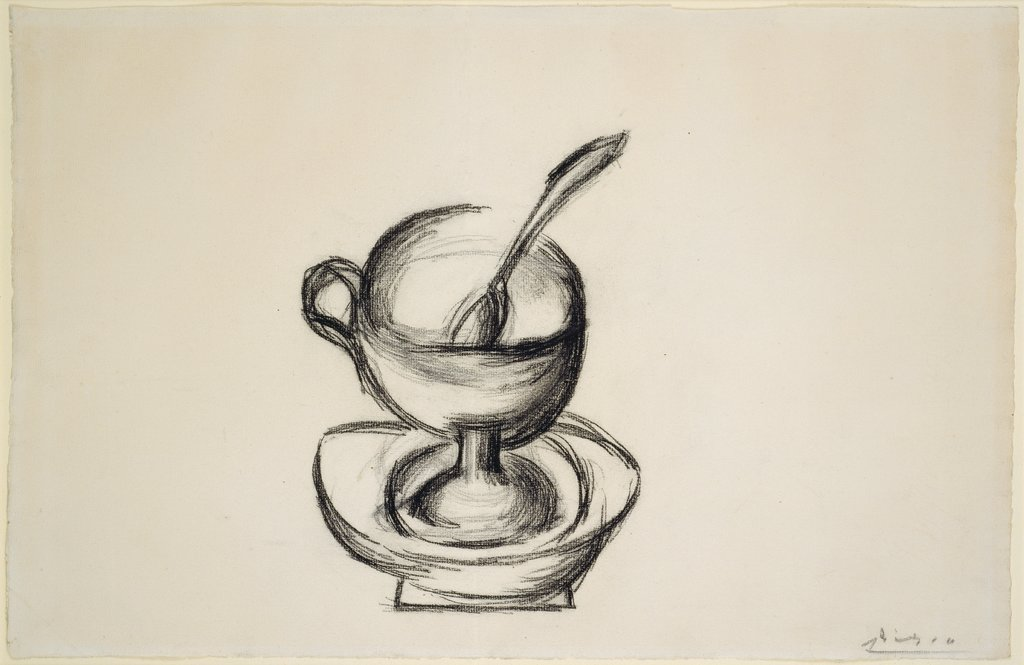 A Cup, Pablo Picasso
