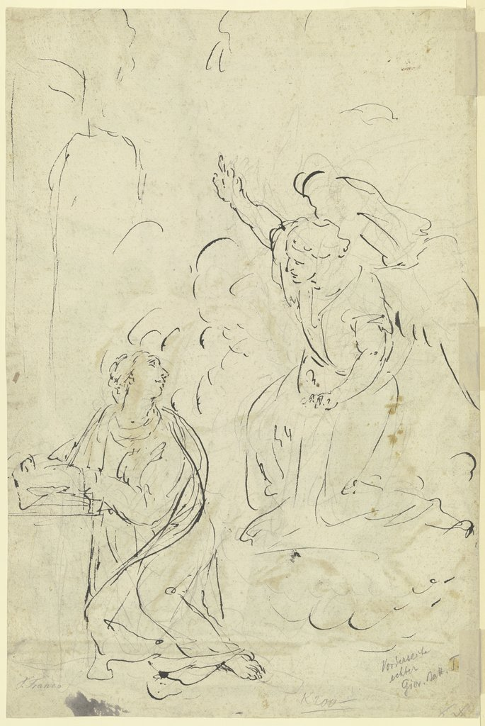The Annunciation, Giovanni Battista Tiepolo   ?