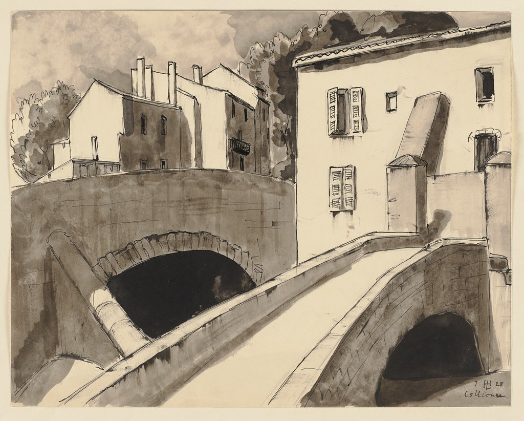 Collioure, Hermann Lismann