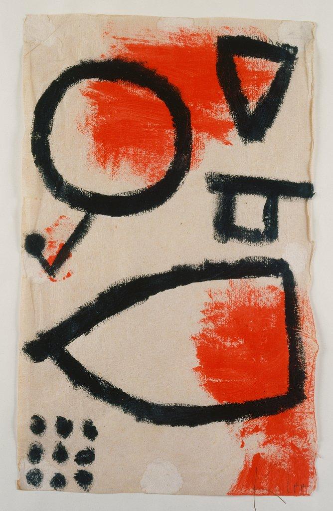 Alea Jacta, Paul Klee