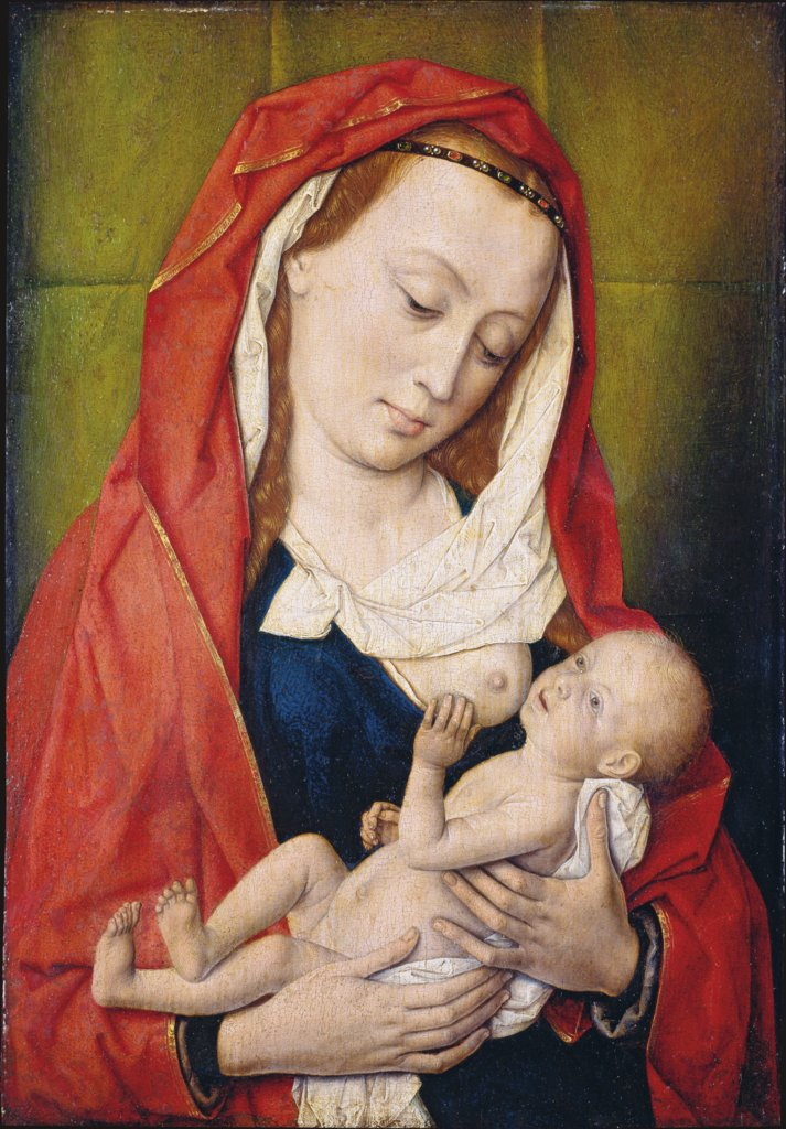 Virgin and Child, Dieric Bouts the Elder  and workshop