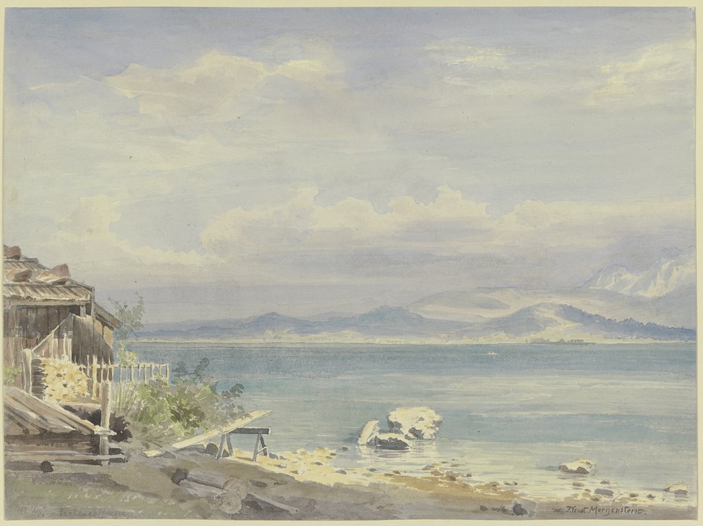 Frauenchiemsee, Ernst Morgenstern