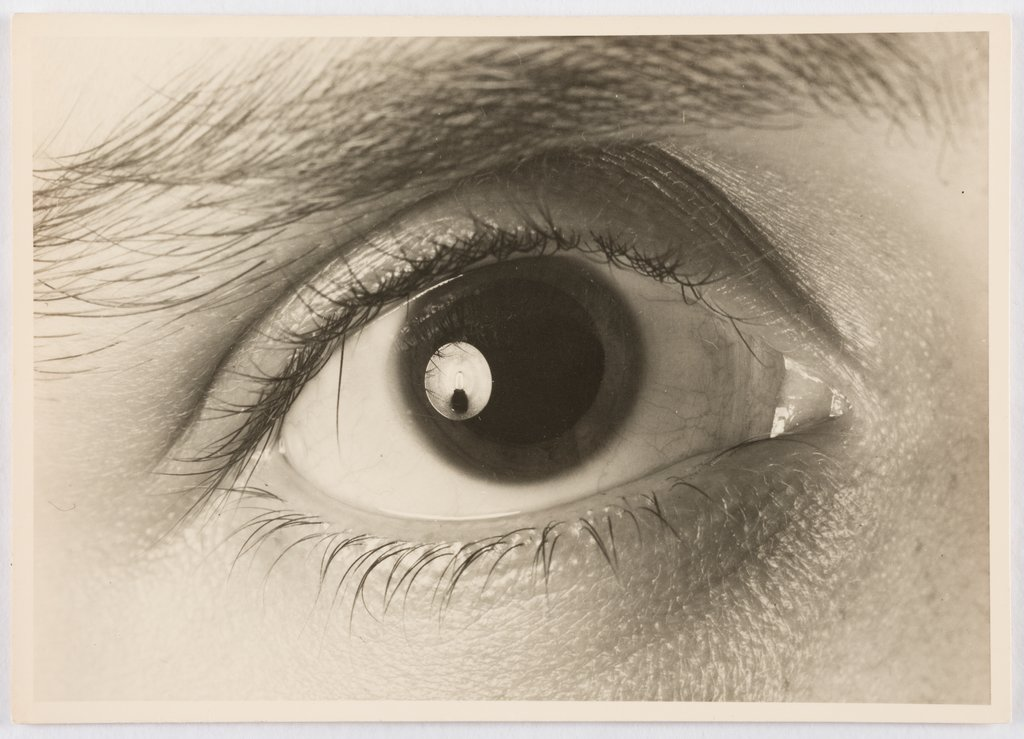 Close-up of an Eye, Carl Albiker