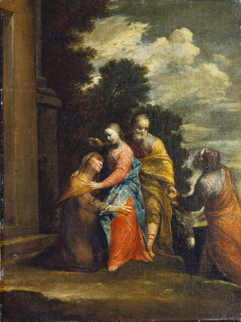 The Visitation, Giuseppe Maria Crespi