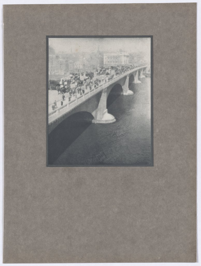 London Bridge, Alvin Langdon Coburn