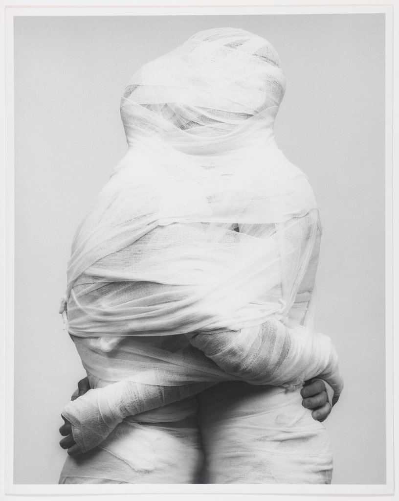 White Gauze, Robert Mapplethorpe