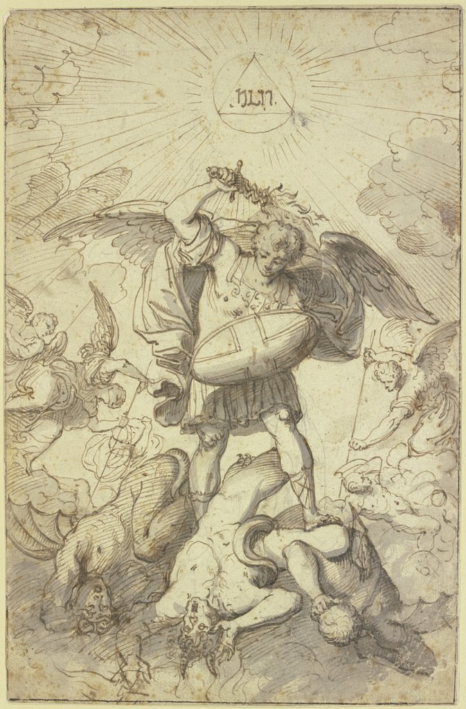 War in Heaven, Frans Floris   ?