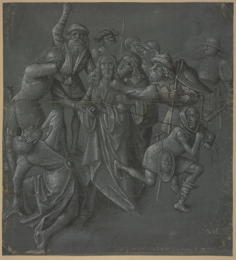 The Taking of Christ, Netherlandish, 15th century
