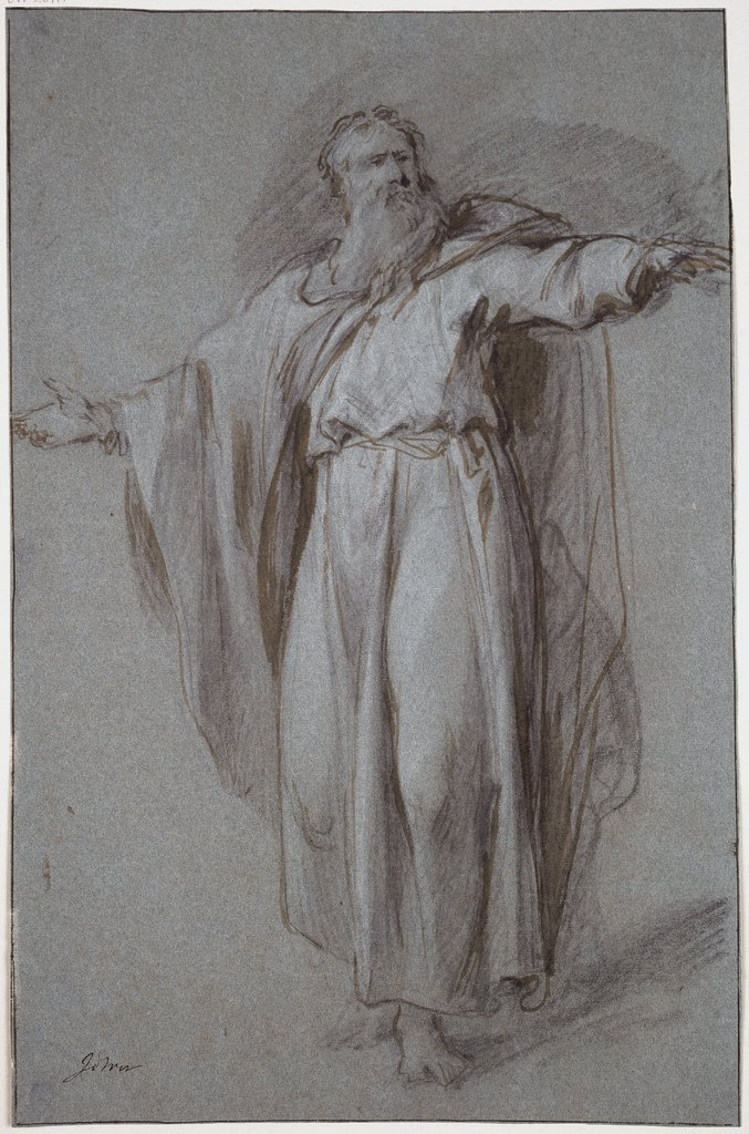 Moses, Jacob de Wit