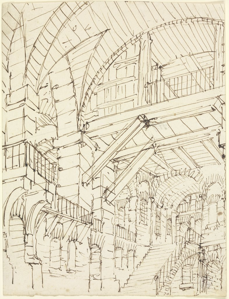 Architekturstudien, Giovanni Battista Piranesi   ?
