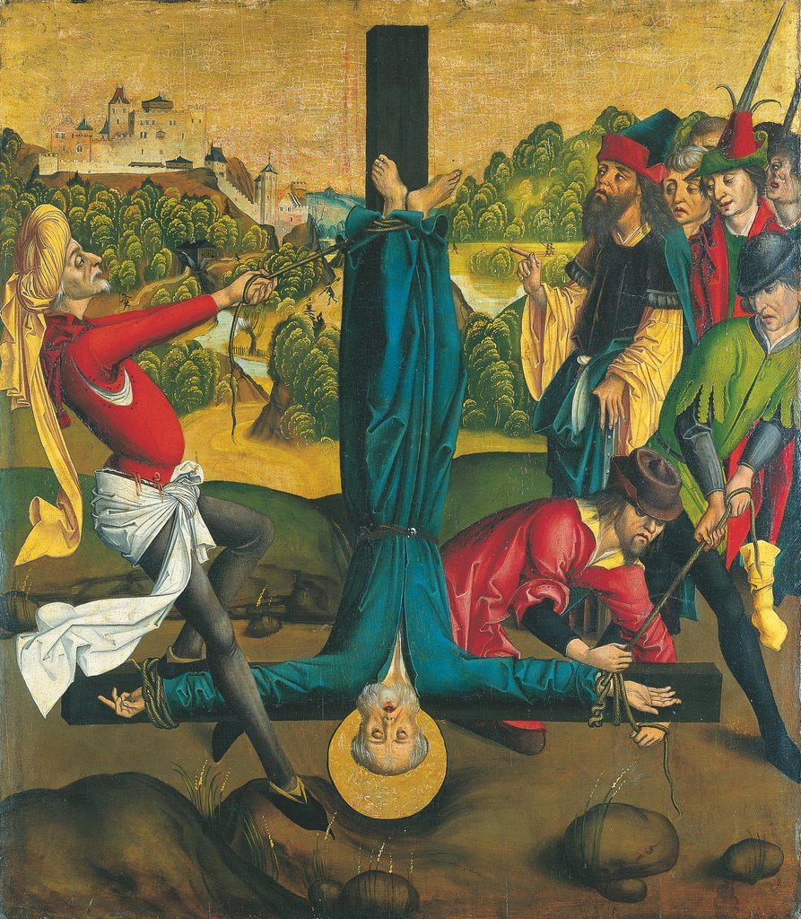 The Martyrdom of St Peter, Master of the Winkler Epitaph