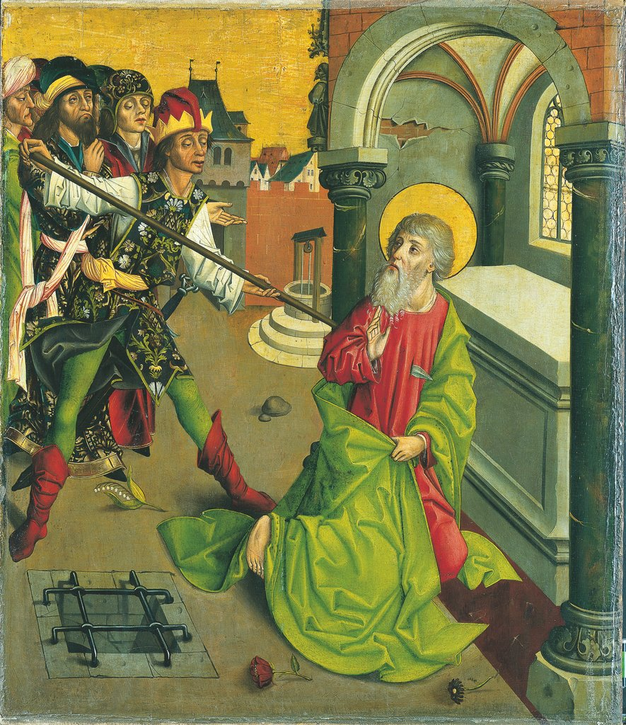 The Martyrdom of St Thomas, Master of the Winkler Epitaph
