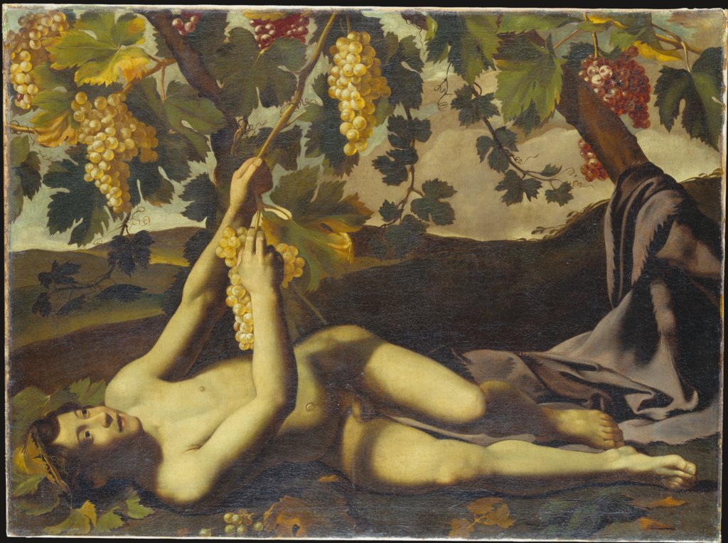The Young Bacchus, Italian Master ca. 1600/1610